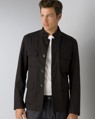 "BOSS Black Men's ""Zeppo"" Organic Cotton Jacket"