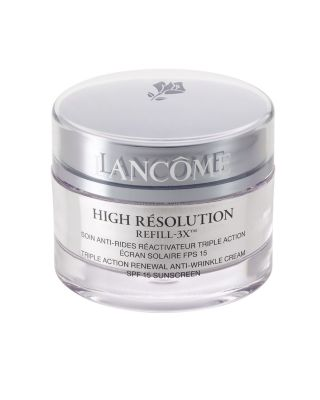 High Resolution Refill-3x by Lancome. Shop this item on http://showmethemuhnie.com/2015/10/09/20-best-lancome-products-2015/