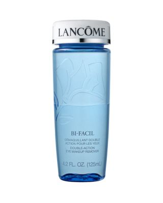 Lancome Bi-Facil Eye Makeup Remover. Shop this item on http://showmethemuhnie.com/2015/10/09/20-best-lancome-products-2015/