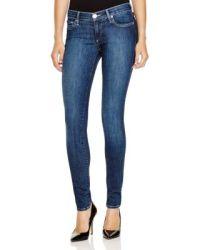 True Religion Stella Skinny Jeans in Inky Blues ...