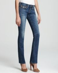 True Religion Jeans - Becky Bootcut with Flap Pocket in ...