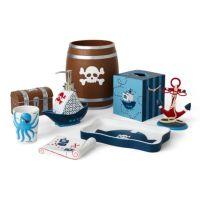 Kassatex Pirates Bath Accessories | Bloomingdale's