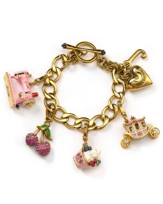 Juicy Couture Starter Charm Bracelet Bloomingdale S