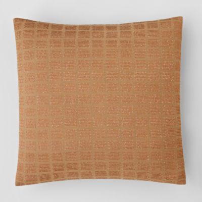 "Calvin Klein Windowpane Decorative Pillow 18"" X 18"