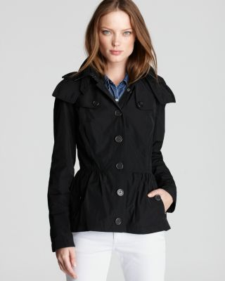 Burberry Brit Fordleigh Cropped Anorak Bloomingdale'