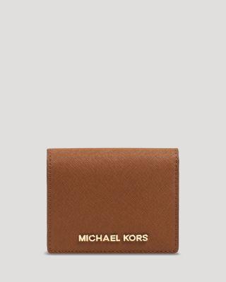 Michael Kors Card Case - Jet Set Travel Flap