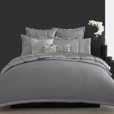 "Donna Karan ""modern Classics"" Bedding Mercury"