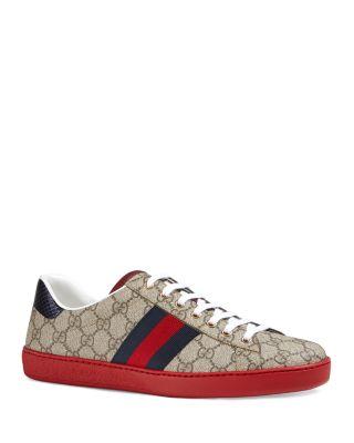 Gucci Shoe Size Chart Mens : gucci, chart, Gucci, Men's, Sneakers, Bloomingdale's