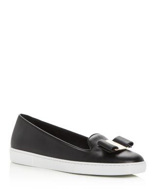 Grey Slip On Sneakers Womens
