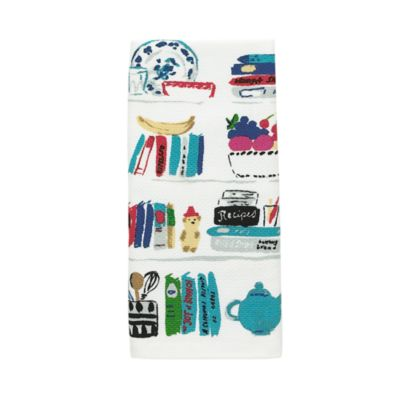 kate spade kitchen build your own cabinets new york cookbook towel bloomingdale s