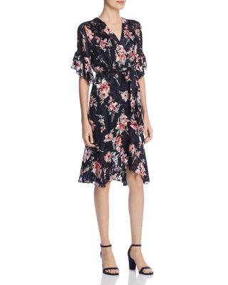 Elie tahari isabelle floral burnout dress also   clothing dresses pants bloomingdale  rh bloomingdales