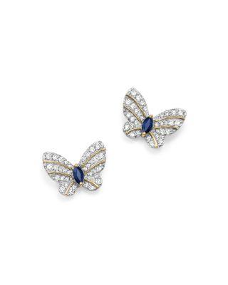 Gold Stud Earrings Bloomingdale39s
