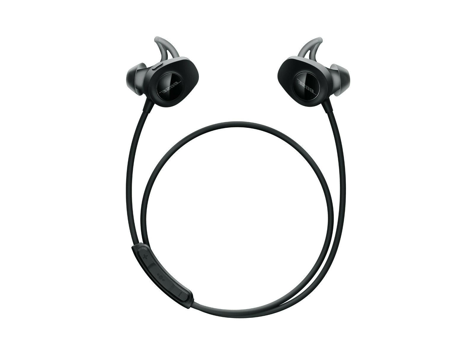 Bose Soundsport Bluetooth Wireless Earbuds, Sweat