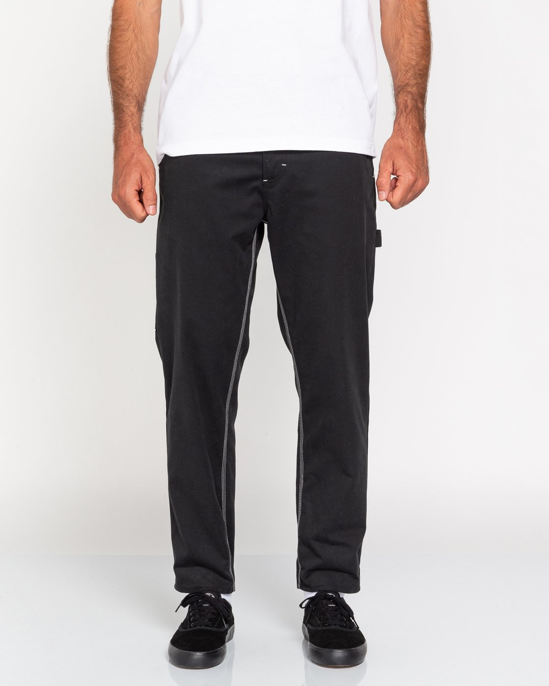 Highwaters Pants : highwaters, pants, Highwater, Cropped, Trousers, U1PTB8ELF0, Element