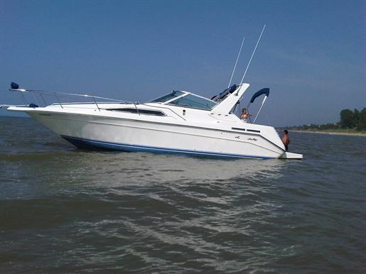 Sea Ray 270 Sundancer 1991 Used Boat For Sale In Port