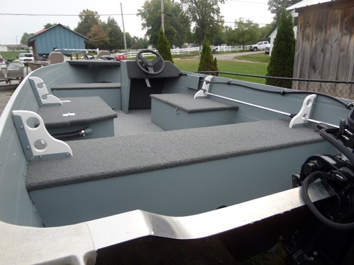 SOLDSmoker Craft SOLD14 Big Fish Side Console 2016 New Boat for Sale in Athens Ontario