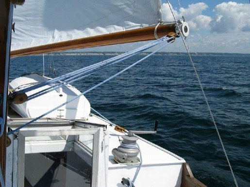 Custom Steel Ketch Defontaine 1965 Used Boat For Sale In Toronto Ontario