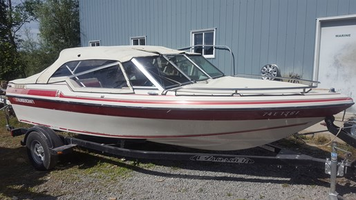 Thundercraft 162 1989 Used Boat for Sale in Rideau Ferry Ontario  BoatDealersca