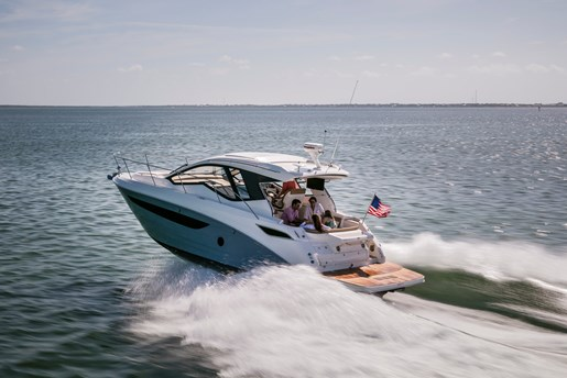 Sea Ray Sundancer 350 Coupe 2017 New Boat For Sale In