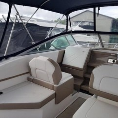 Boardwalk Sofa Review Booster Cushion For 3 Seater Regal 26 Express 2016 New Boat Sale In Orillia ...