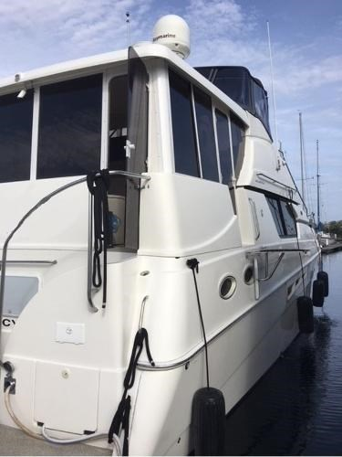 Silverton 453 Motor Yacht 2001 Used Boat For Sale In