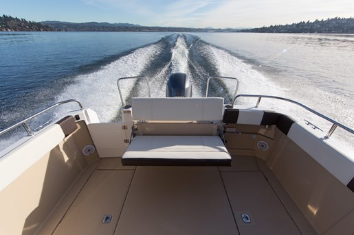 2017 Ranger Tugs R 23 Outboard Trawler Boat Review