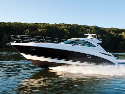 2012 Sea Ray 410 Sundancer Cruisers Boat Review