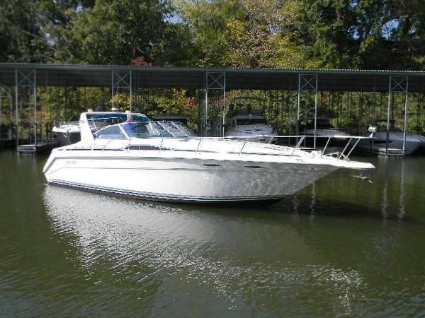 Sea Ray 37 Express Cruiser 1993 Used Boat For Sale In Lake