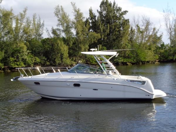 Sea Ray 290 Amberjack 2008 Used Boat For Sale In Ft