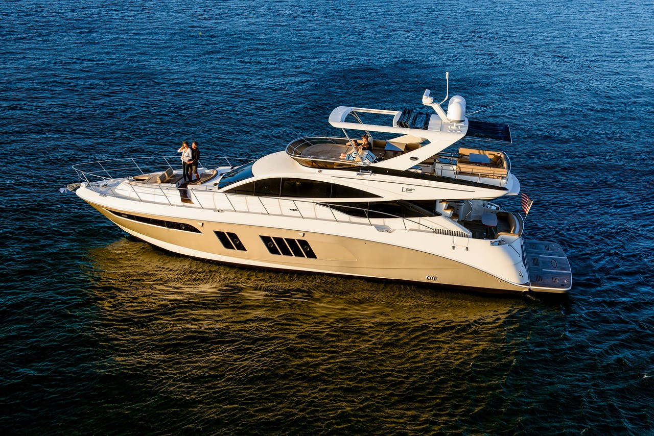 Sea Ray L650 Fly 2017 New Boat For Sale In Vancouver