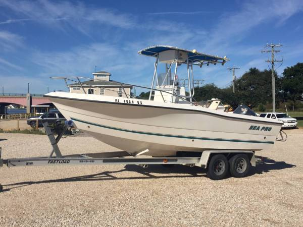 Used SeaPro boats for sale 4 boatscom