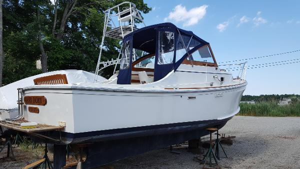 Power Boats Cape Dory Boats For Sale