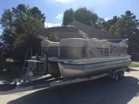 Aqua Patio AP 250 XP: High-Performance Pontoon - boats.com