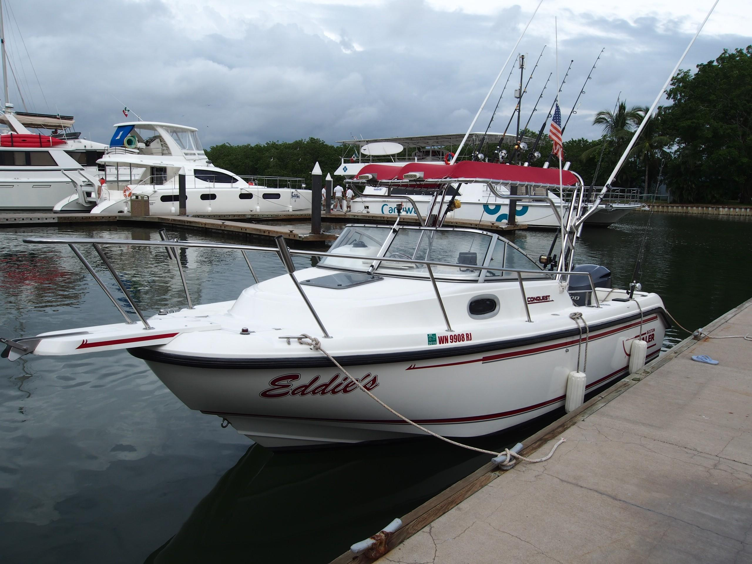 hight resolution of boston whaler conquest 21