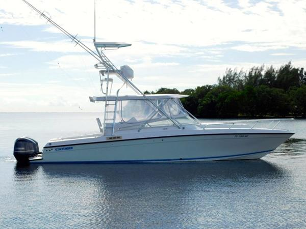 Contender 35 Side Console Boats For Sale