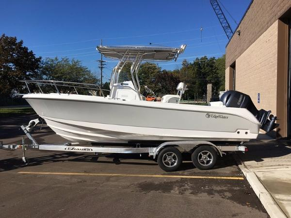 Edgewater 208cc Center Console Boats For Sale