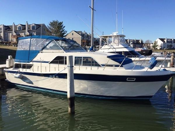 Chris Craft 381 Catalina Boats For Sale