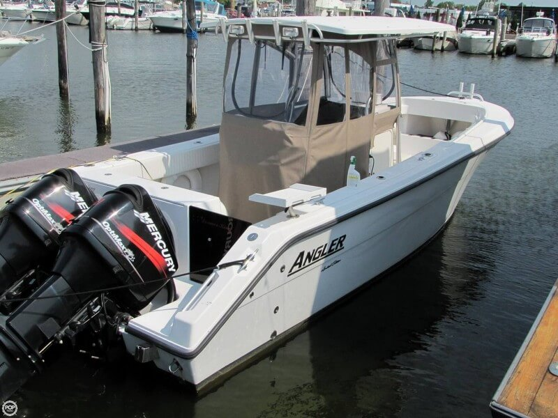 Angler Boats For Sale