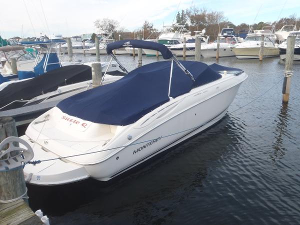 Monterey Montura Boats For Sale