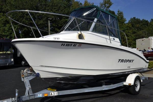 Trophy Boats For Sale