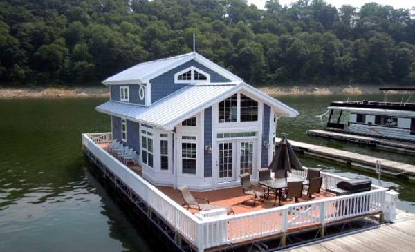 2011 Harbor Cottage Houseboat Nancy Kentucky Boats