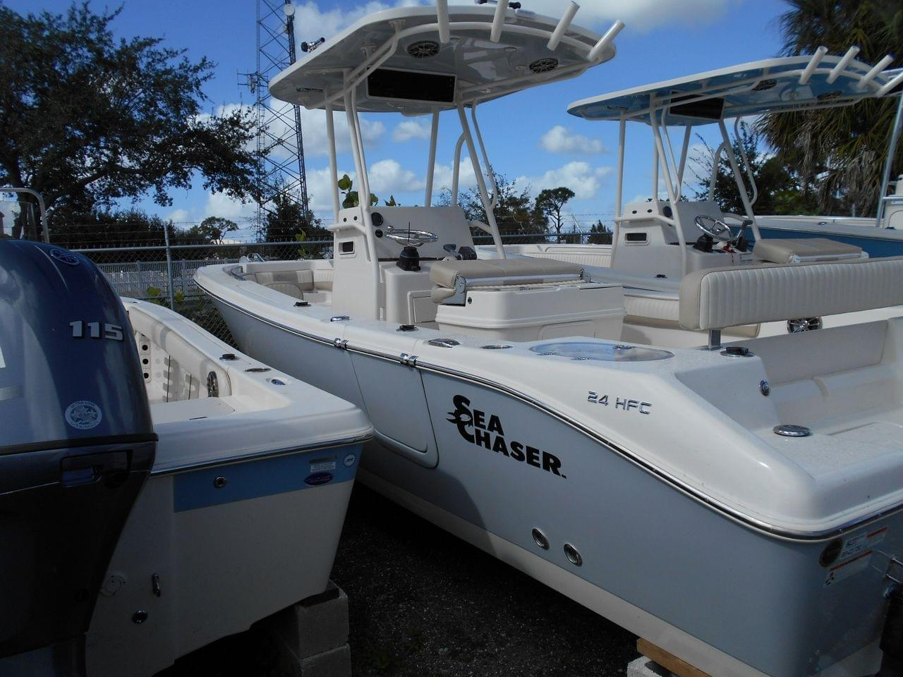 Sea Chaser Boats For Sale