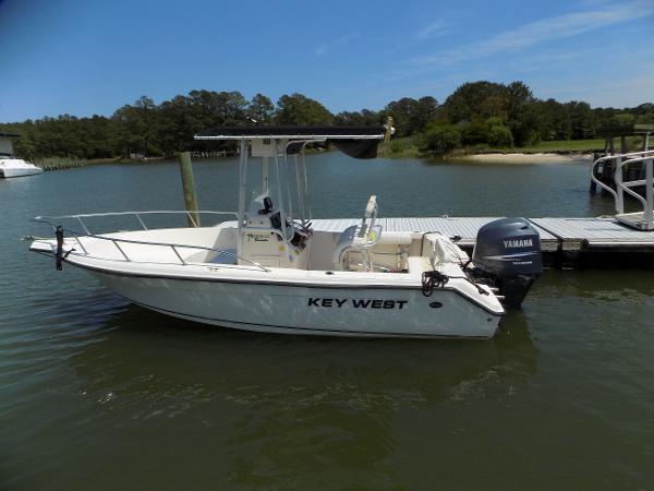 2006 Dual West Boat Console Key 2020