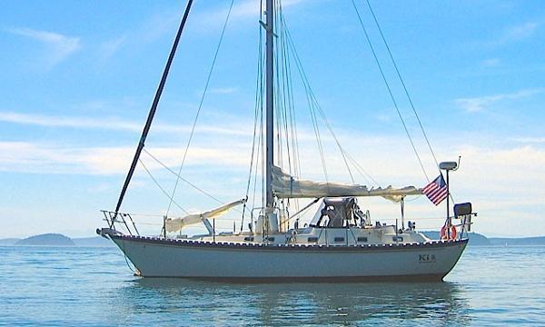 Center Cockpit Boats For Sale
