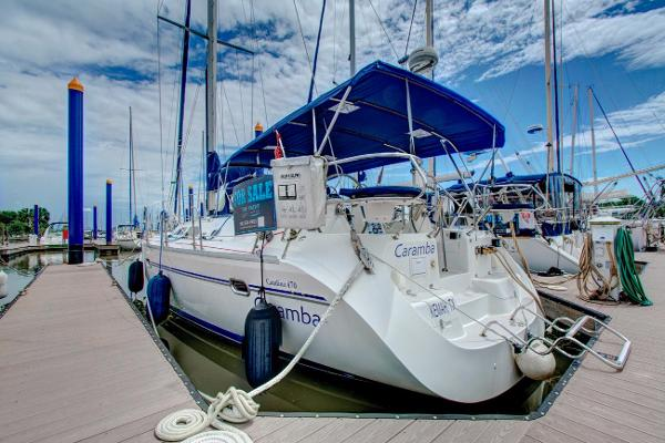 Catalina Morgan Boats For Sale