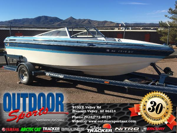 1987 Baja Islander 180 PRESCOTT VALLEY Arizona boatscom