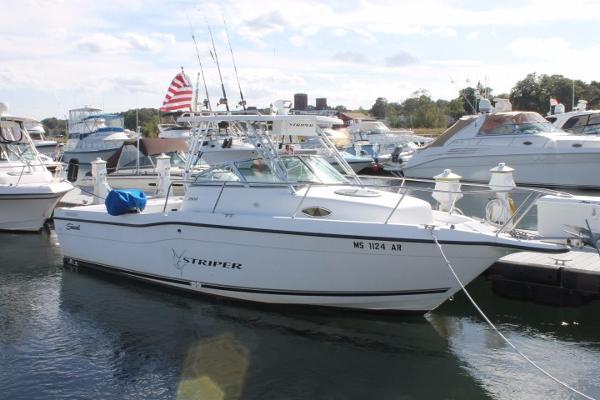 Seaswirl Striper Boats For Sale