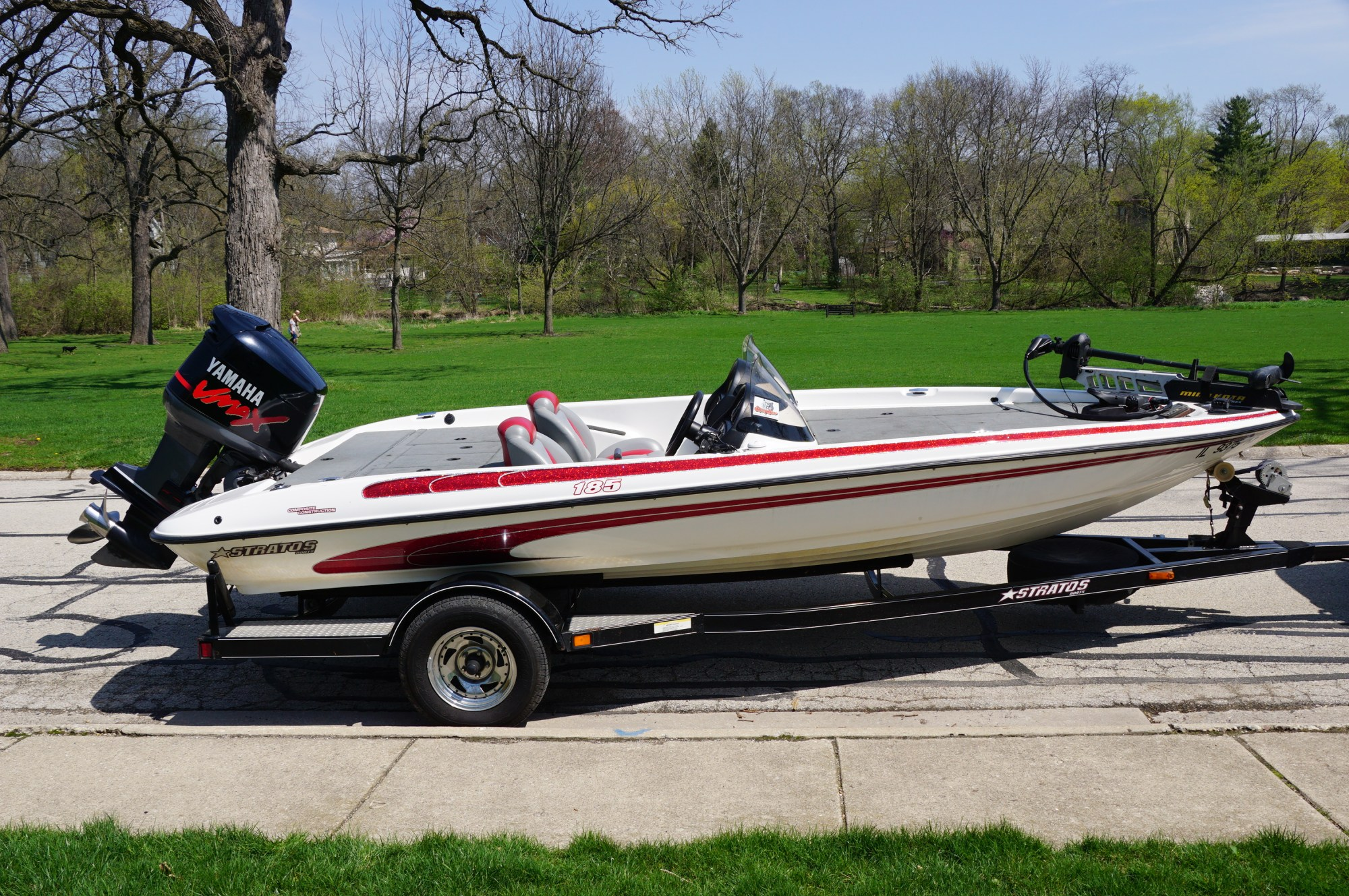 hight resolution of stratos bass boats for sale photos