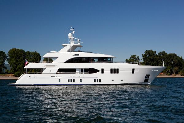 2018 Ocean Alexander 120 Megayacht United States