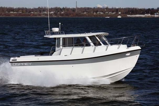 Osprey Pilothouse Boats For Sale